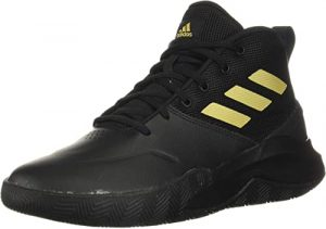 Adidas Men'as Own the Game   best basketball Shoes for ankle support