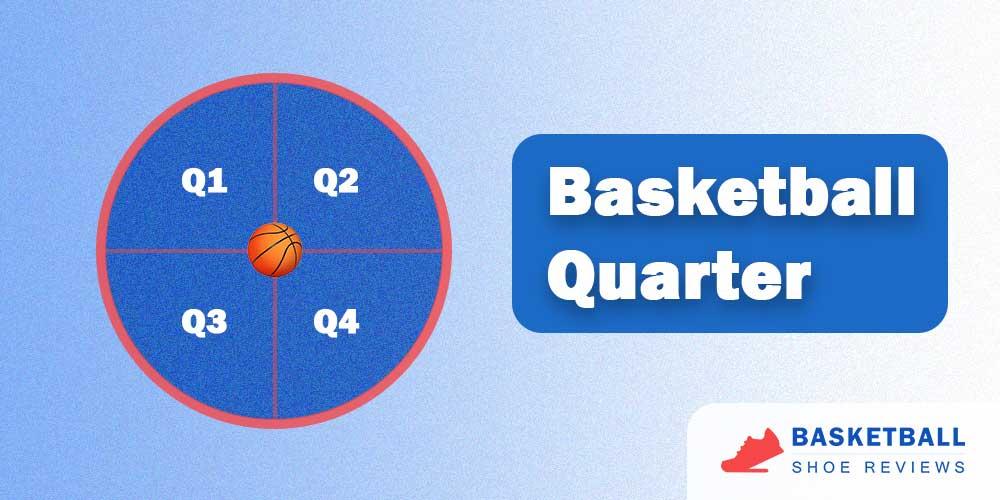 basketball quarter for different league